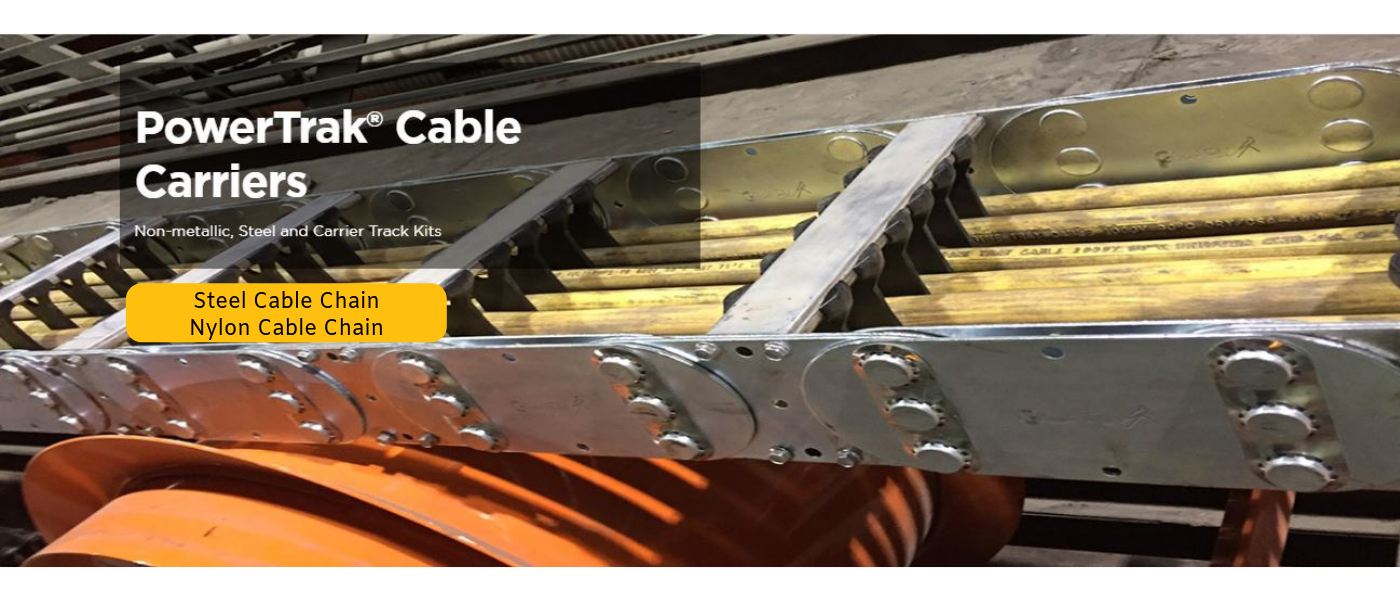 cable chain, cable carrier, cable tray