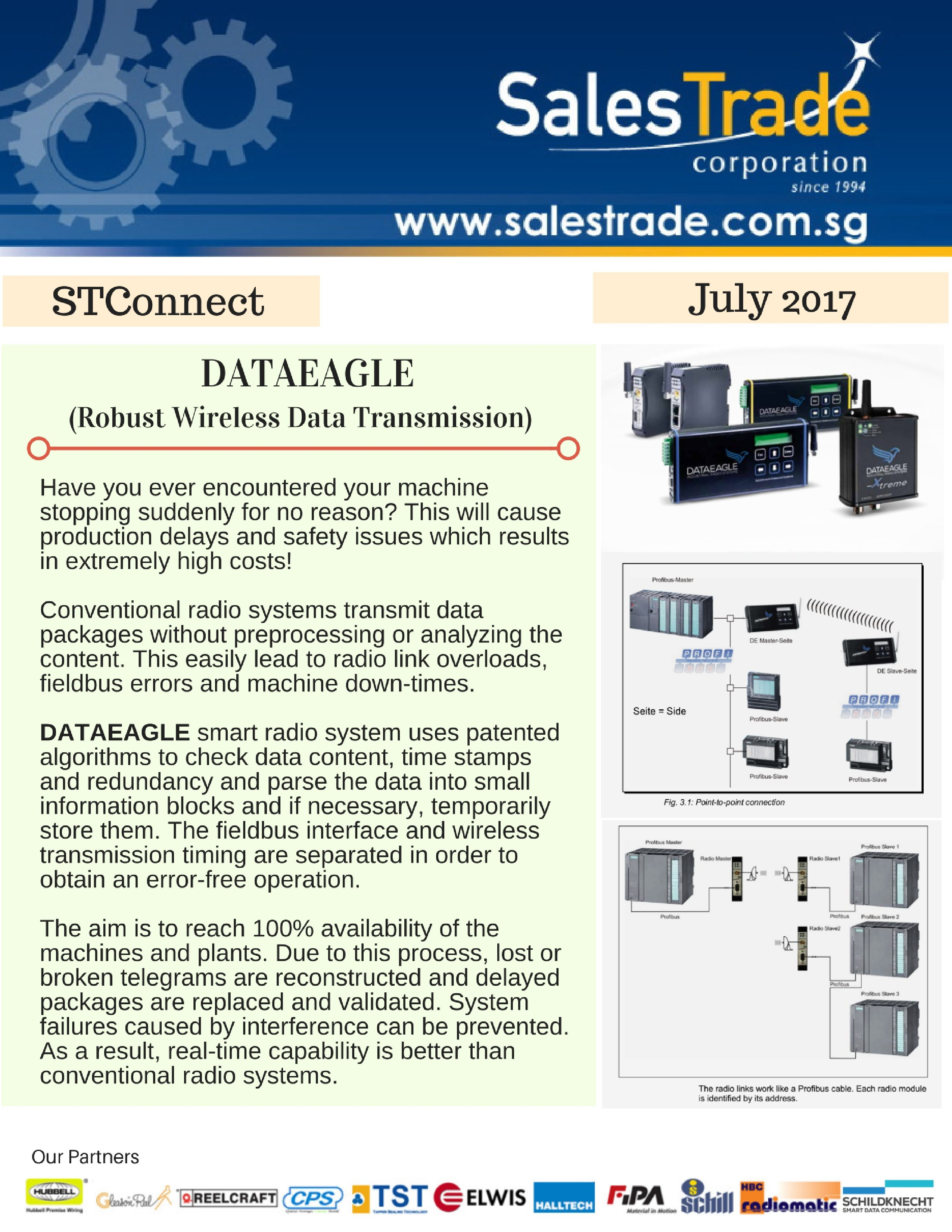 STConnect - July 2017