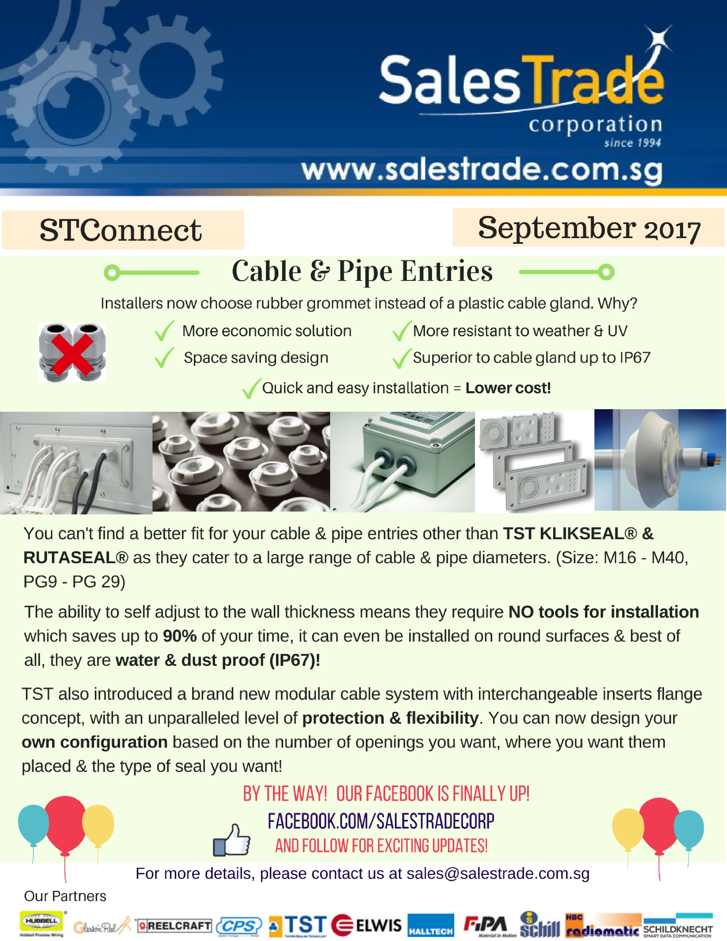 STConnect - Sept 2017