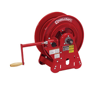 Heavy Duty Bevel Crank Hose Reel Image