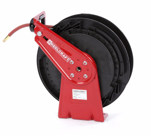 Medium Duty Spring Retractable Reels (Red) Image