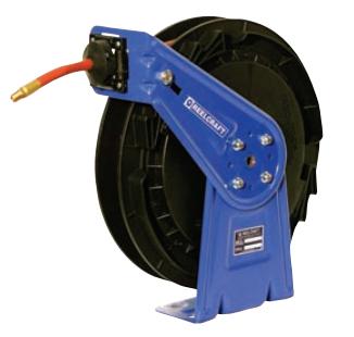Medium Duty Spring Retractable Reels (Blue) Image