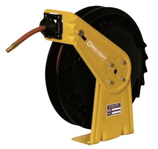 Medium Duty Spring Retractable Reels (Yellow) Image