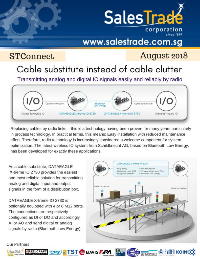 Dataeagle, wireless data transmission, wireless sensors