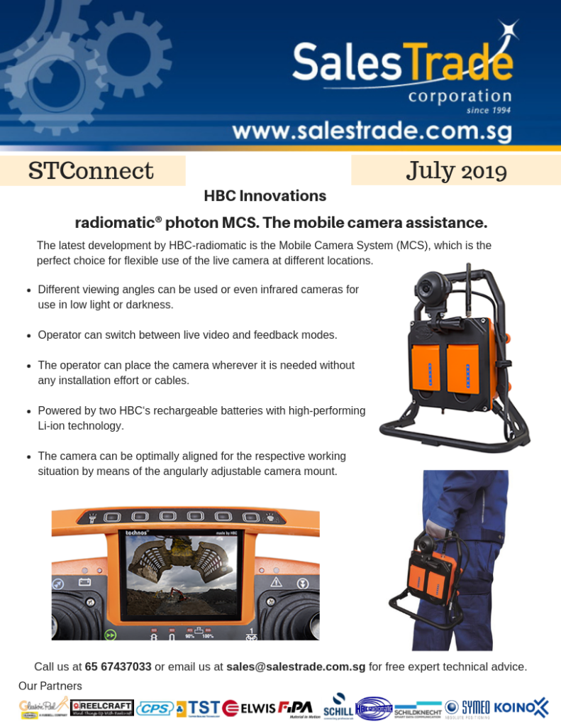 STConnect - July 2019