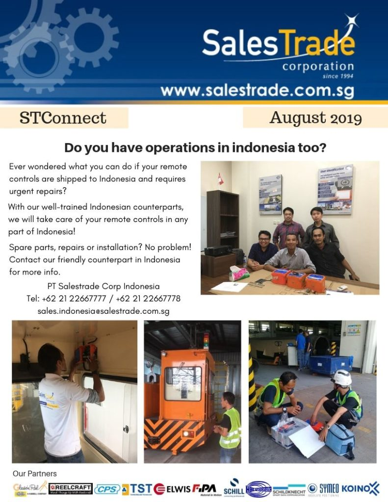 STConnect - Aug 2019