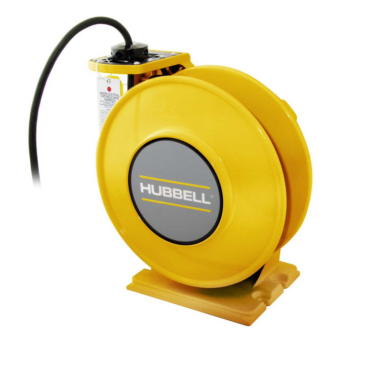 Industrial Spring Retractable Cable Reel Image