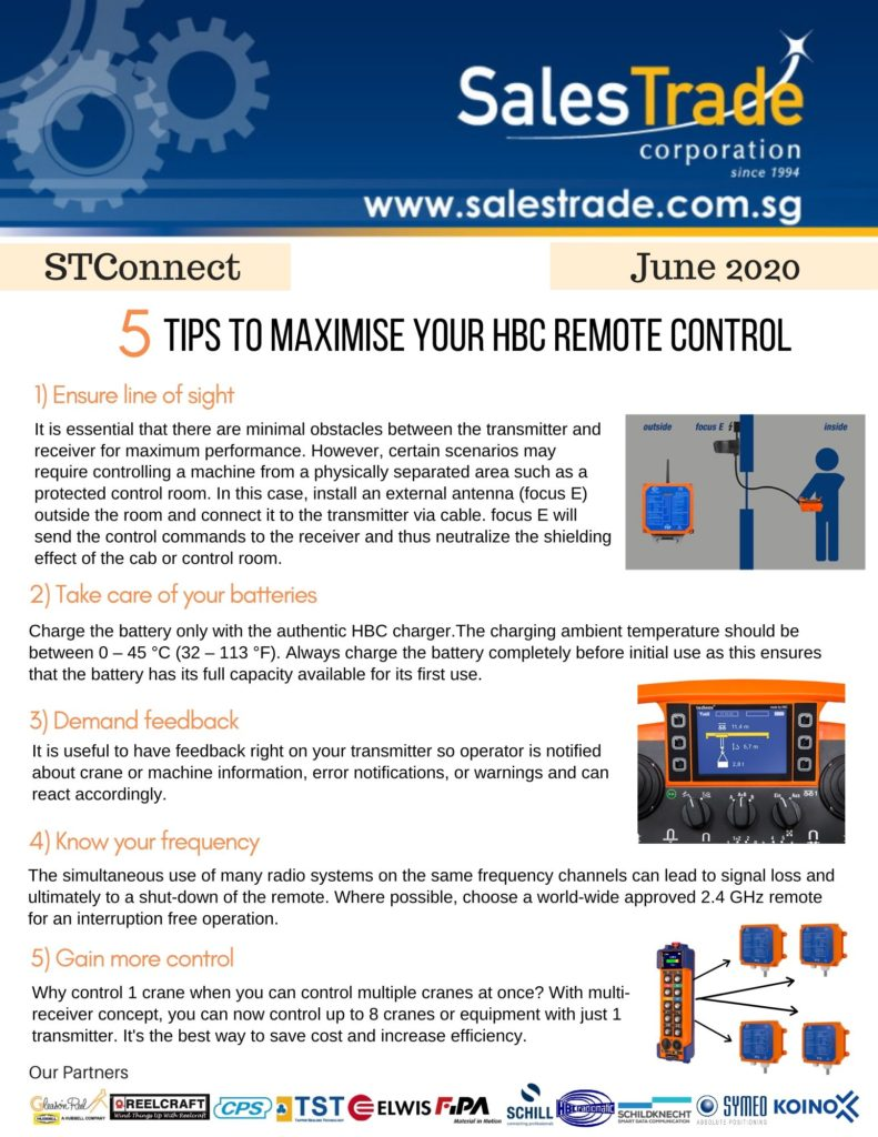 5 ways to maximise your HBC remote control